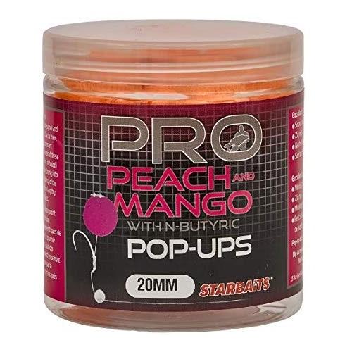Pop-Ups peach and mango 20mm.