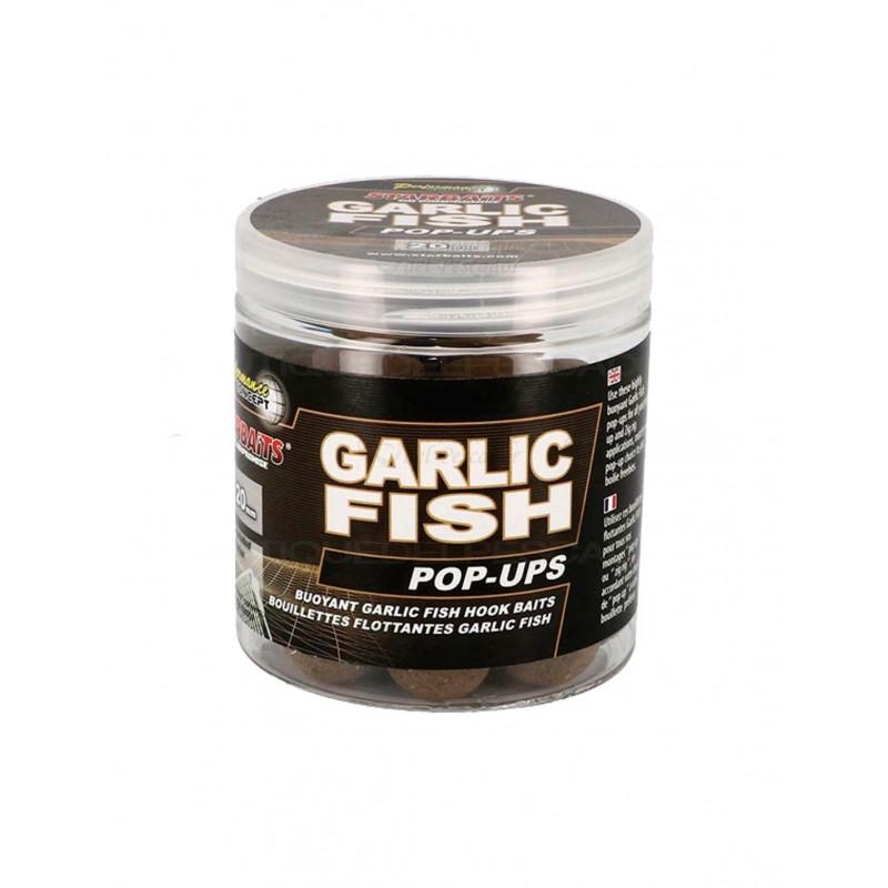 Pop-ups  garlic fish 20mm