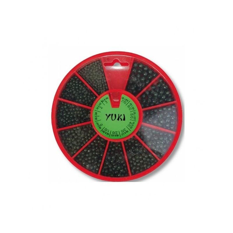 Caja plomos Yuki 11 compart