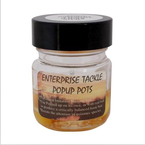 Enterprise tackle popup pots